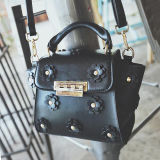 De charmante Zakken van de Schouder van het Ontwerp van de Bloem van de Handtas van de Vrouw van de Stijl Recentste voor Dame Sy8078