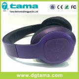OEM 입체 음향 음성 Bluetooth4.0 헤드폰 3.5mm 오디오 잭 실제적인 입체 음향