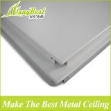 painéis de teto falsos de alumínio do bom preço de 600*600 600*1200 China com GV
