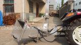 熱い販売のセリウムの標準油圧供給の木製の砕木機