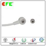 Wasserdichter magnetischer Energien-Verbinder mit Kabel