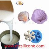 Gomma liquida del silicone per il pezzo fuso della muffa della candela/gomma di silicone liquida