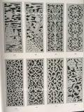 Partition à l'écran solide/Creux/perforé /Fabrication métallique de l'écran sculpté creux