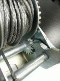 Bewegliches Stahlkabel-manuelle Handhandkurbel