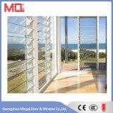 Örtlich festgelegte Art-Aluminiumblendenverschluss-Fenster