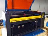 rubber niet-Materialen die van de Doek van het Leer van 400*300mm de Acryl Houten de Scherpe Machine van de Laser snijden