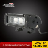 """방수 10-60V 8 """" 도로 반점 표시등 막대 떨어져 40W LED"""