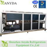 Refrigeratore della vite raffreddato aria elettrica della casella della prova dell'acqua
