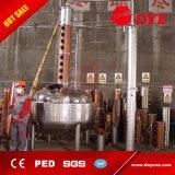 Оборудования выгонки этанола высокого качества дистиллятор этанола нового промышленный