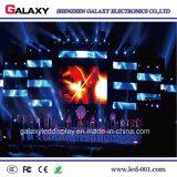 Innen-P3/P4/P5/P6 farbenreicher Bildschirm-Schaukasten der Miete-LED für Erscheinen, Stadium, Konferenz