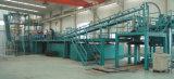 La varilla de cobre y de colada continua de la máquina de laminación de la línea de CCR
