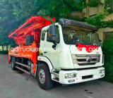 25M 27M 29Mのトラックによって取付けられる具体的なポンプ
