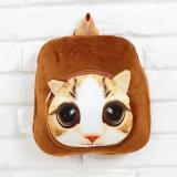 3D印刷猫か犬のプラシ天のバックパック