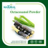 60-90% Zuckerrohr-Wachs-Auszug, Octacosanol Puder, Octacosanol