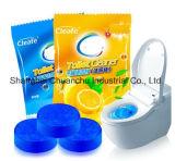 Comprimé Appuyez sur la machine de nettoyant de toilettes, salle de bain de sel, stériliser