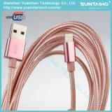 Relámpago al cable de datos del USB