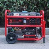 Bison (China) BS4500T (H) 3KW 3kVA de fio de cobre de portátil pequeno Preço de utilização doméstica do gerador de querosene