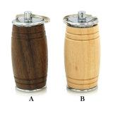 Cubeta de vinho de alta velocidade movimentação do flash de madeira e do metal do USB