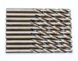 Morceaux de foret de la torsion 1mm-13mm d'acier à coupe rapide pour Matal