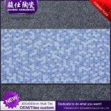 Foshan 300 * 600 del azulejo del vidrio cristalino del mosaico de la pared decorativo