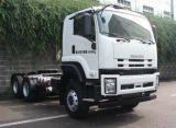 Nuevo carro de acoplado de Isuzu 6X4