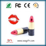 Unique Lipstic Wedding Gift USB Memória Flash 16GB Gadget