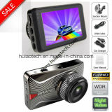"Hot 3.0 ""HD Screen Zinc Alloy Housing Full 1080P Car Black Box com 5.0mega Car Camera, Novatek Ntk96650 Chipset, Aptina Ar0330 6g Lens, DVR-3003"