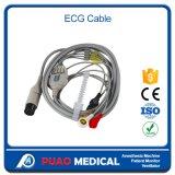 Pdj-3000 Monitor de paciente portátil con monitor cardiaco