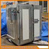 오븐을 치료하는 산업 전기 분말 외투
