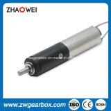 6 mm de alto torque e baixa velocidade do motor de engrenagem de plástico pequeno