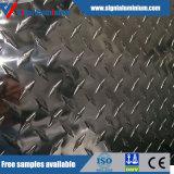 트레일러 (3003 5754)를 위한 알루미늄 Chequer 격판덮개 또는 장