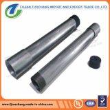 Carbono Estructural BS4568 Pre-galvanizado de tubos de acero