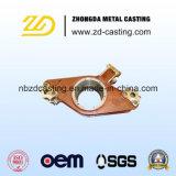 microfusão OEM para peças de ferro com alta qualidade