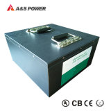 Bateria de lítio de Luz Solar Bateria 12V 100Ah LiFePO4 Bateria com estojo