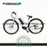 6061 Alloy Alumínio Frame Electric Bicycle with Lithium Battery
