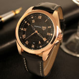 342 мужчин высокого качества просмотра Crystal украшение Wristwatch бизнеса для мужчин