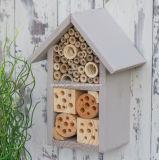 Zoll angestrichenes Farben-Garten-hölzernes Insekt-Haus-Bienen-Haus