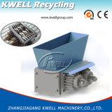 Mini trinciatrice di plastica di vendita calda, piccola macchina di riciclaggio di tagliuzzamento