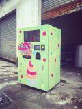 セリウムおよびパテントTk698のソフトクリームそしてフローズンヨーグルトのアイスクリームのための熱い販売法のアイスクリームの自動販売機