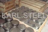 Cirkel van het roestvrij staal/walste de Cirkel van Staal koud 201