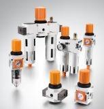 Cylindre pneumatique d'air de norme européenne de série de SI