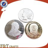 Monete su ordinazione all'ingrosso del metallo, monete di sfida, medaglione