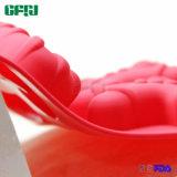 BPA multiuso liberano lo strato della torta della muffa del pan di zenzero del silicone del commestibile di Dishwashable