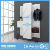 Moderne kinetischere hängende Kleidung-Zahnstange geöffnetes Wardrobe-PF130c der Energie-LED