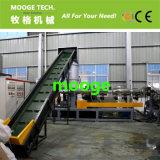 Schrott PET-HDPE-LDPE-Plastikfilmgranulierer-/-c$granulierenzeile Maschine