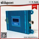 熱い販売のLCDが付いている青いシグナルの中継器GSM980のシグナルのブスターは可動装置のためのシグナルを高める