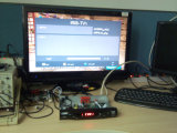 아랍 국가를 위한 IPTV 1080P DVB-T2 IPTV를 가진 최고 상자 이란 DVB-T2 디지털 텔레비젼 조율사를 놓으십시오