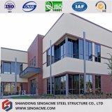 2017 здание нового подъема этажа конструкции 2 высокого Prefab структурно