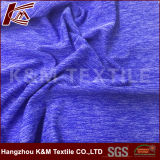 46%46% Polyester cation cation 8% spandex polyester spandex Jersey fin tissu de tricot