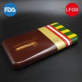 Восхитительная коробка металла упаковки шоколада с Compressed формой (C009-V2)